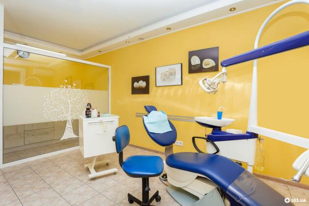 Стоматология Осокорки Сити Дент Кабинет стоматологической клиники