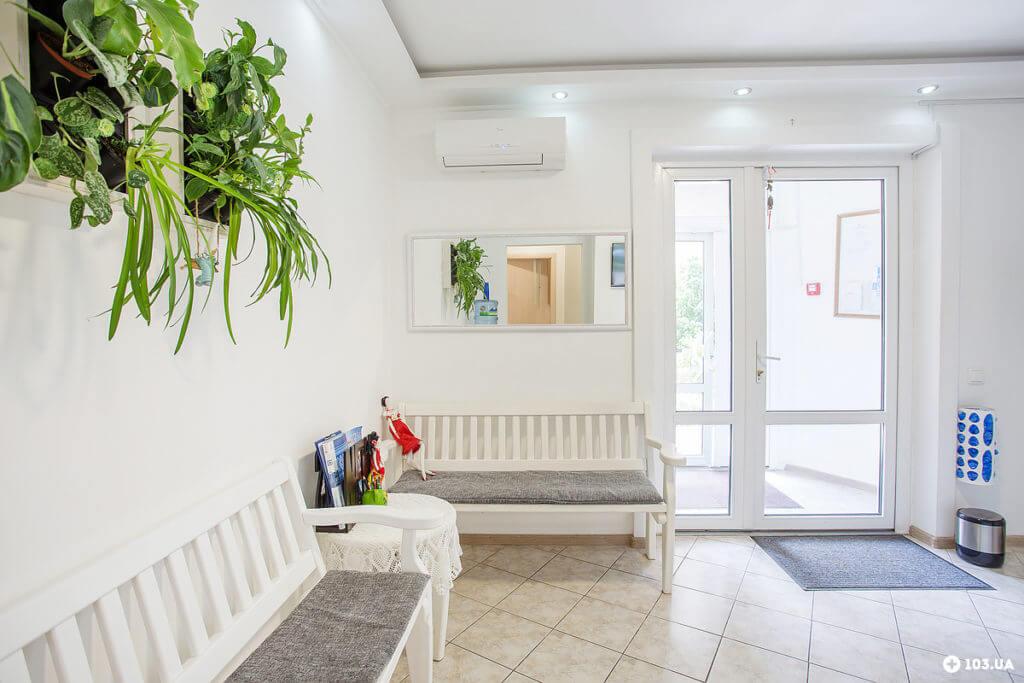 Стоматология Киев Сити Дент Кабинет стоматологической клиники