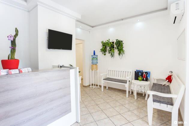Стоматология Киев Осокорки Сити Дент Кабинет стоматологической клиники