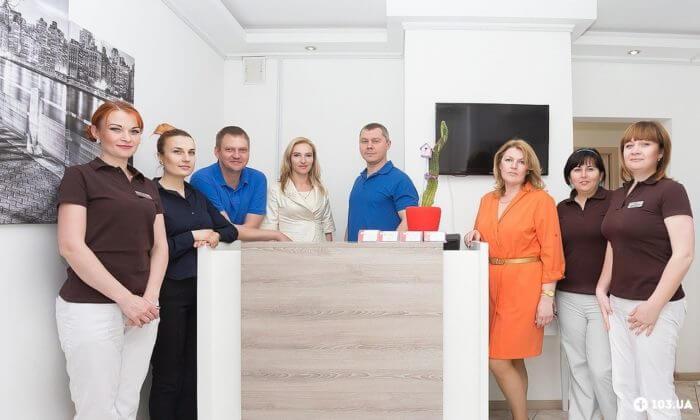 Семейная стоматология Киев Позняки CityDent Лечение зубов