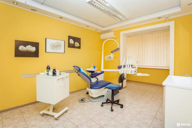 Стоматология Позняки Сити Дент Кабинет клиники